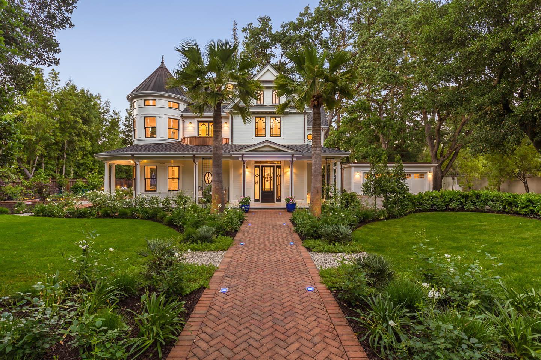 獨棟家庭住宅 為 出售 在 60 Michaels Way Atherton, 加利福尼亞州 94027 美國