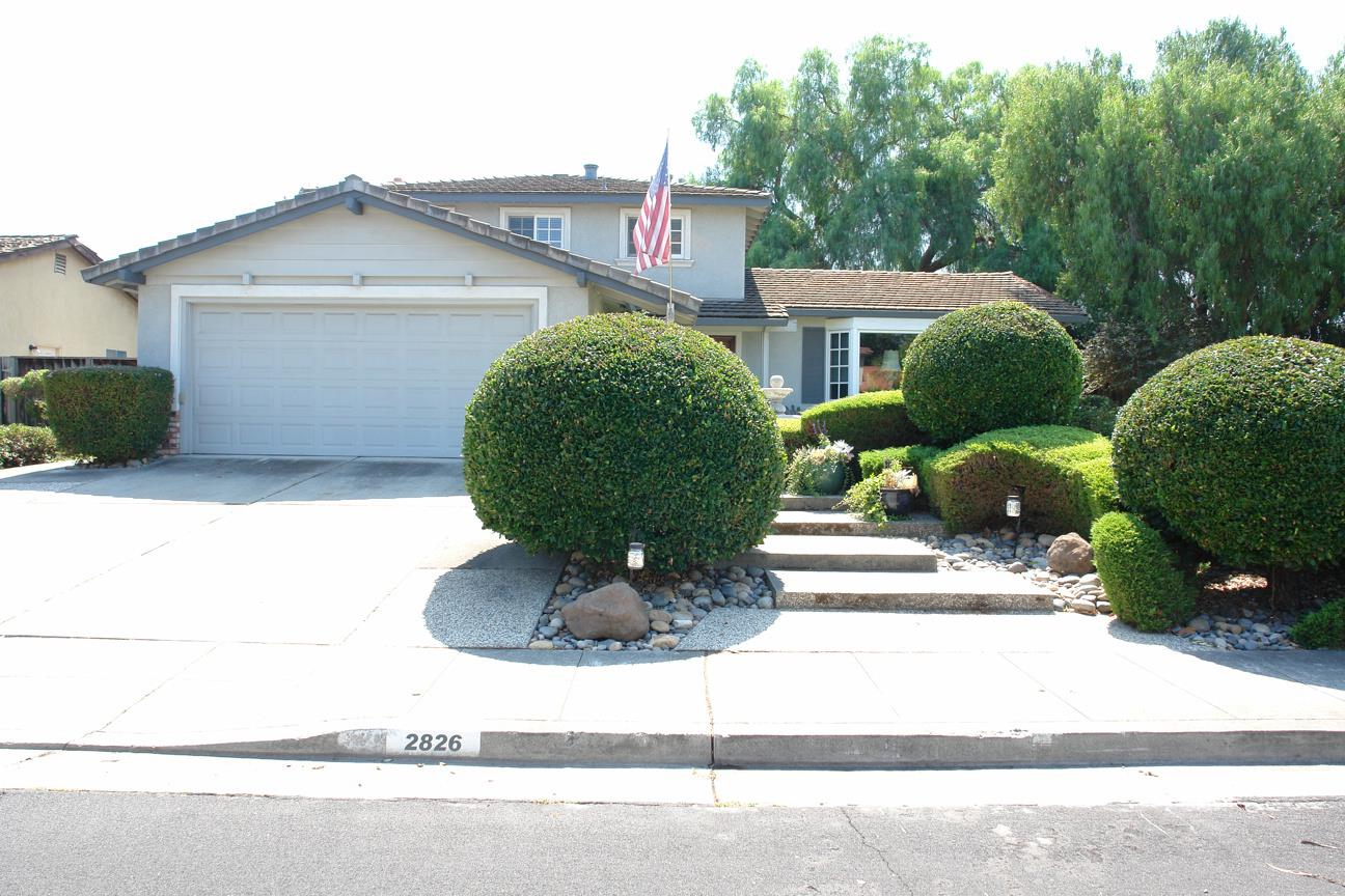 Maison unifamiliale pour l Vente à 2826 Toyon Drive 2826 Toyon Drive Santa Clara, Californie 95051 États-Unis