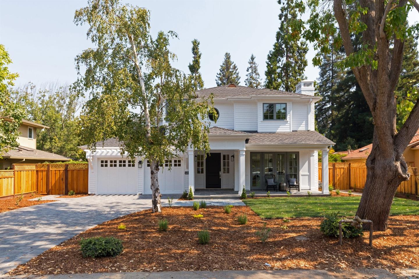 Single Family Home for Sale at 624 Olive Street Menlo Park, California 94025 United States