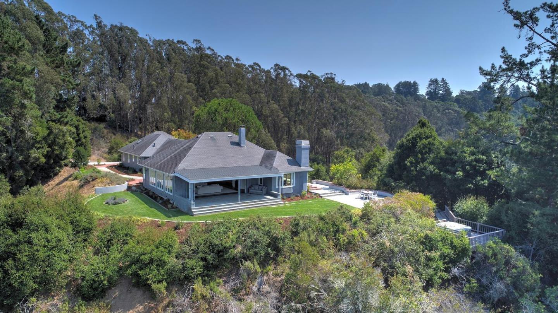 Maison unifamiliale pour l Vente à 525 Shadowmere Way 525 Shadowmere Way Aptos, Californie 95003 États-Unis