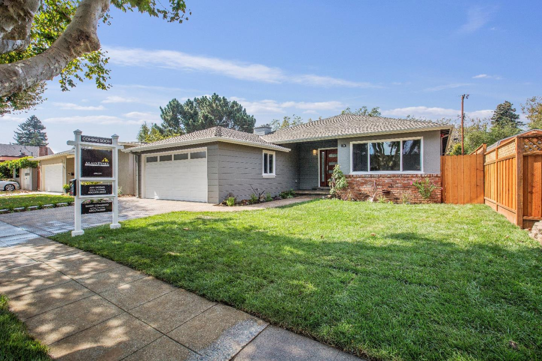 Casa Unifamiliar por un Venta en 489 Bloomfield Road Burlingame, California 94010 Estados Unidos