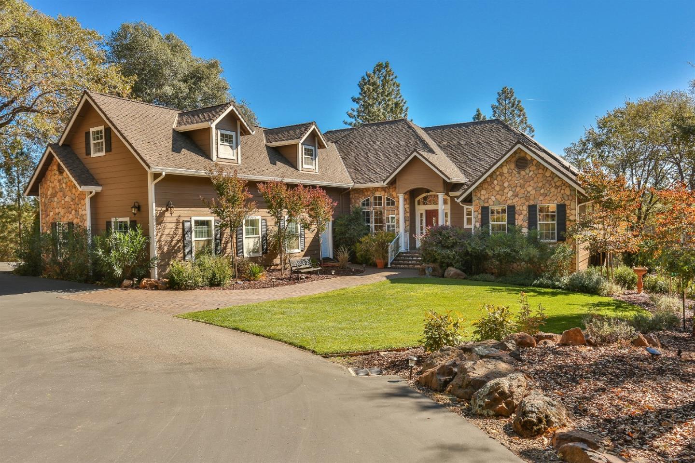 一戸建て のために 売買 アット 22811 Montclaire Court 22811 Montclaire Court Grass Valley, カリフォルニア 95949 アメリカ合衆国