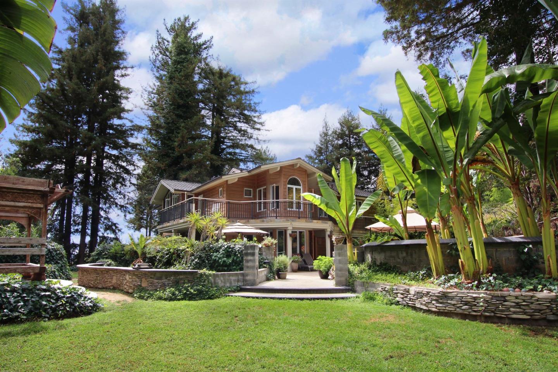 一戸建て のために 売買 アット 1845 Amaya Ridge Road 1845 Amaya Ridge Road Soquel, カリフォルニア 95073 アメリカ合衆国