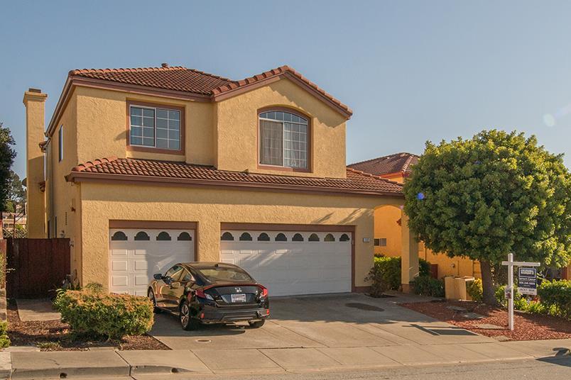 Частный односемейный дом для того Продажа на 117 Lucca Drive 117 Lucca Drive South San Francisco, Калифорния 94080 Соединенные Штаты