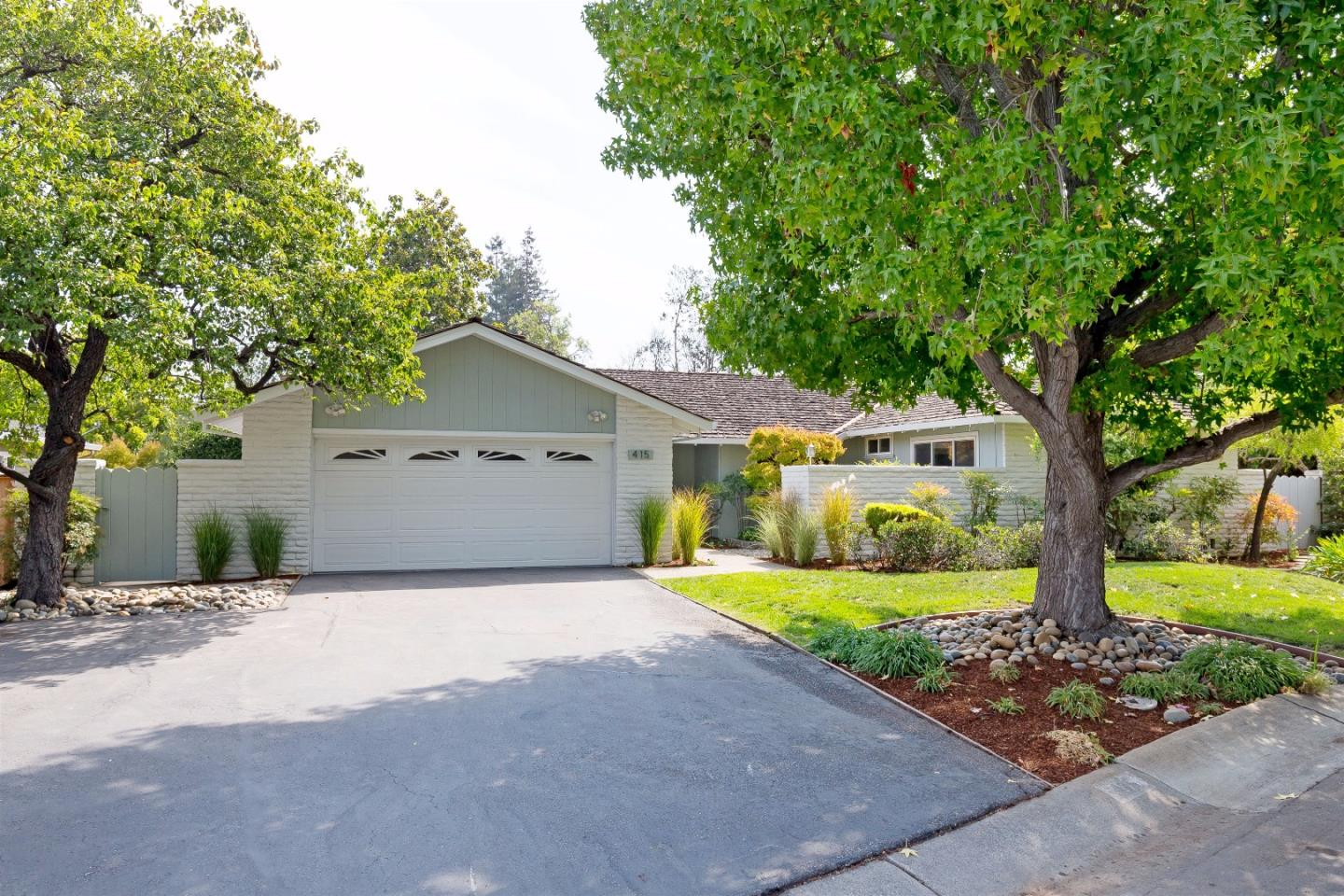 Single Family Home for Sale at 415 Guadalupe Drive Los Altos, California 94022 United States