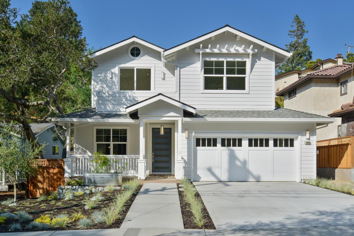 Single Family Home for Sale at 2906 San Juan Boulevard 2906 San Juan Boulevard Belmont, California 94002 United States