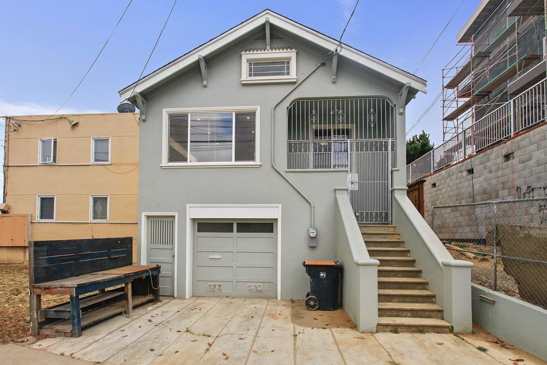 Многосемейный дом для того Продажа на 243 Armour Avenue 243 Armour Avenue South San Francisco, Калифорния 94080 Соединенные Штаты