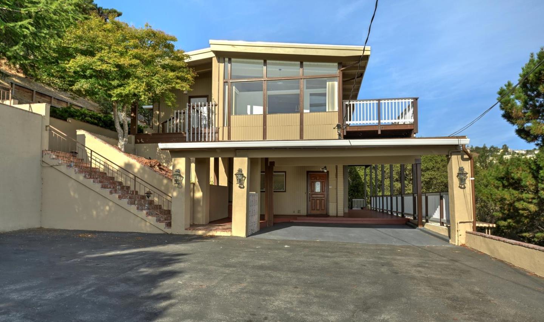 Частный односемейный дом для того Продажа на 2952 Sherwood Drive San Carlos, Калифорния 94070 Соединенные Штаты