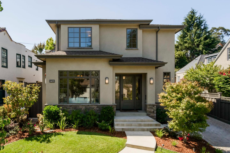 一戸建て のために 売買 アット 1435 Benito Avenue Burlingame, カリフォルニア 94010 アメリカ合衆国