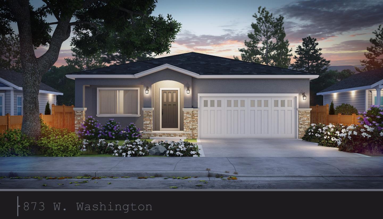 واحد منزل الأسرة للـ Sale في 873 W Washington Avenue Sunnyvale, California 94086 United States