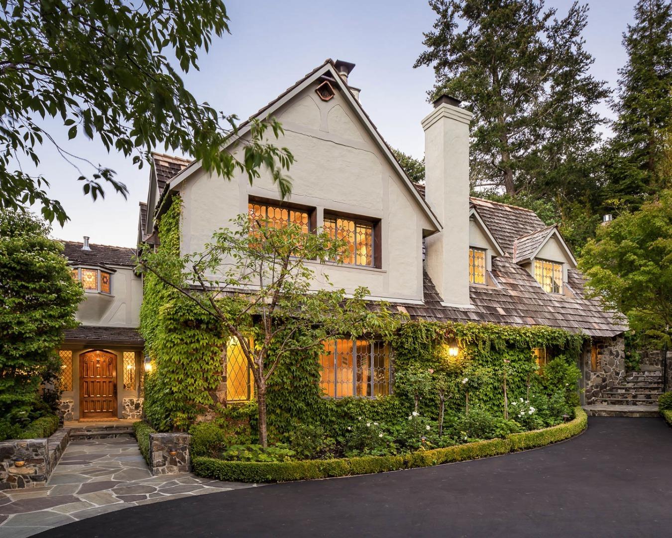 Casa Unifamiliar por un Venta en 1 Portola Green Circle Portola Valley, California 94028 Estados Unidos