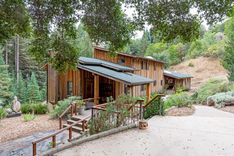 Einfamilienhaus für Verkauf beim 699 Ryder Road 699 Ryder Road Scotts Valley, Kalifornien 95066 Vereinigte Staaten
