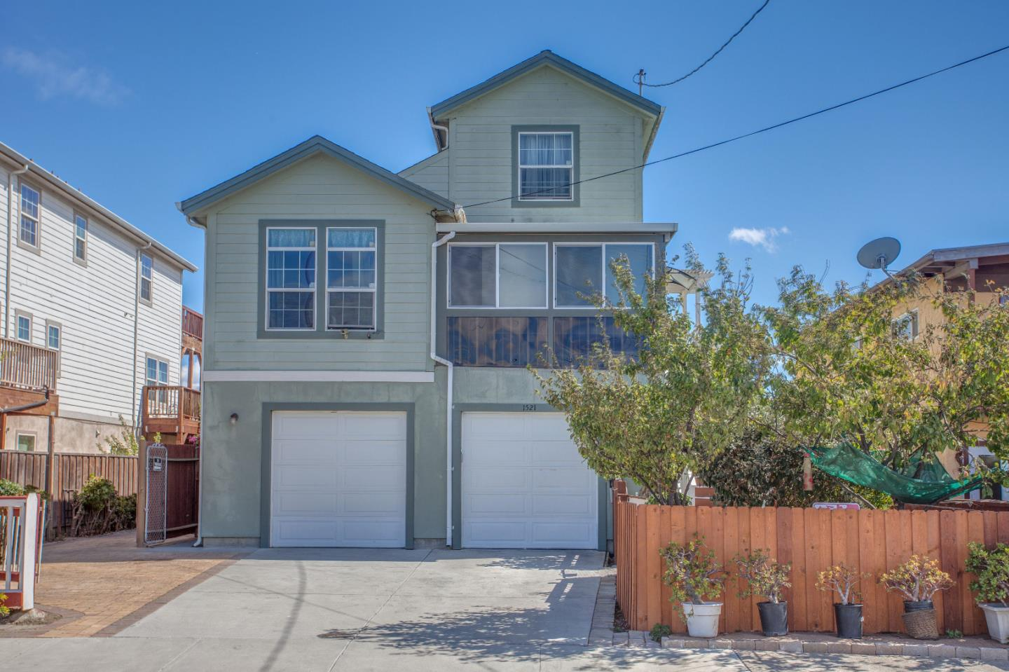 Single Family Home for Sale at 1521 State Street 1521 State Street Alviso, California 95002 United States