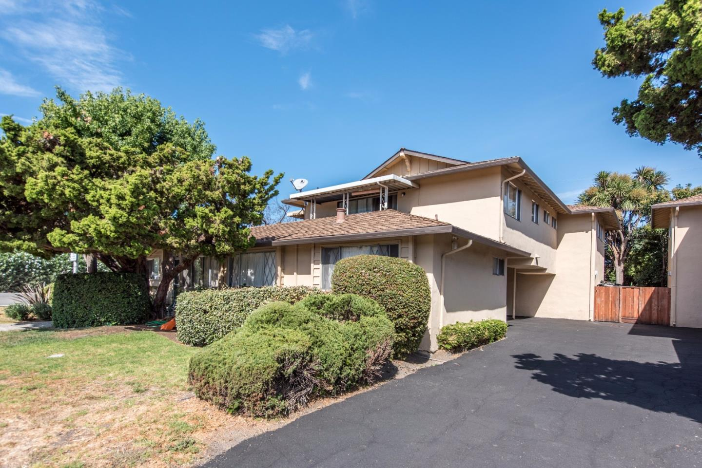 Multi-Family Home for Sale at 1295 Manchester Drive 1295 Manchester Drive Santa Clara, California 95050 United States