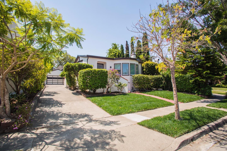獨棟家庭住宅 為 出租 在 1457 Cortez Avenue 1457 Cortez Avenue Burlingame, 加利福尼亞州 94010 美國