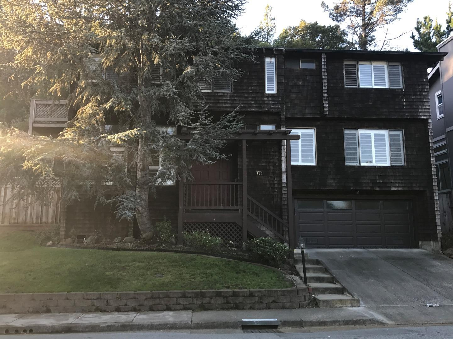 Single Family Home for Rent at 819 Helen Drive 819 Helen Drive Millbrae, California 94030 United States