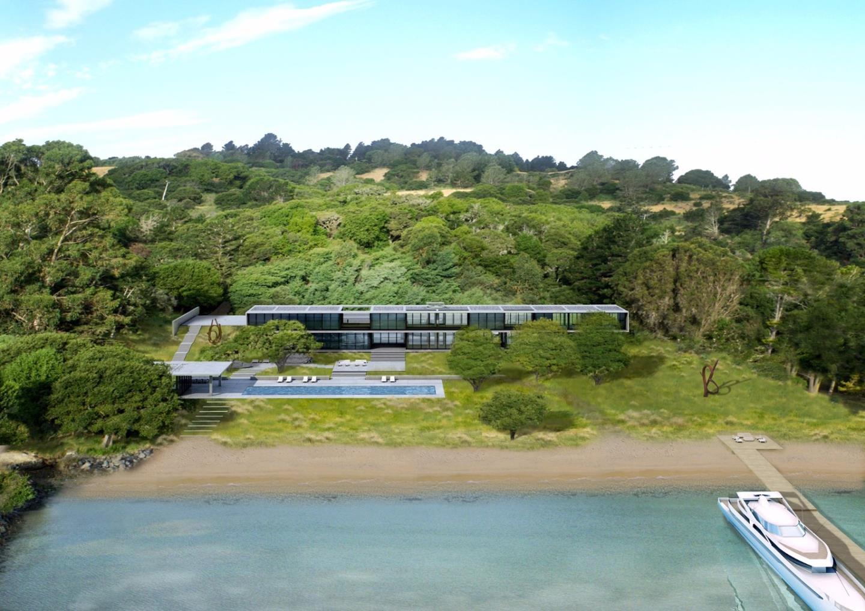 Land for Sale at 3820 Paradise Drive #Lot 5 3820 Paradise Drive #Lot 5 Tiburon, California 94920 United States