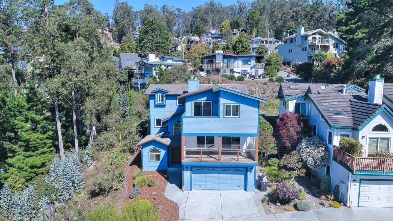 獨棟家庭住宅 為 出售 在 119 El Granada Boulevard 119 El Granada Boulevard El Granada, 加利福尼亞州 94019 美國