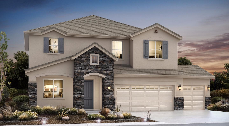 Частный односемейный дом для того Продажа на 1809 Chert Court 1809 Chert Court Los Banos, Калифорния 93635 Соединенные Штаты