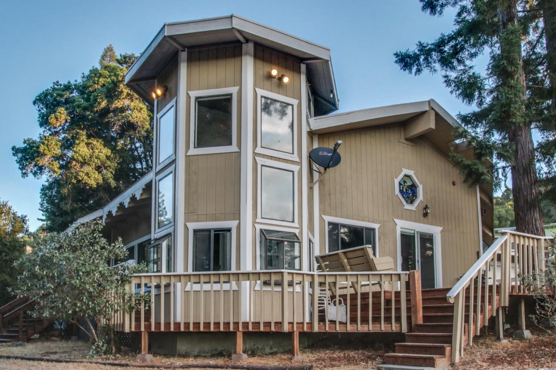 Земля для того Продажа на 9609 Zayante Drive 9609 Zayante Drive Felton, Калифорния 95018 Соединенные Штаты