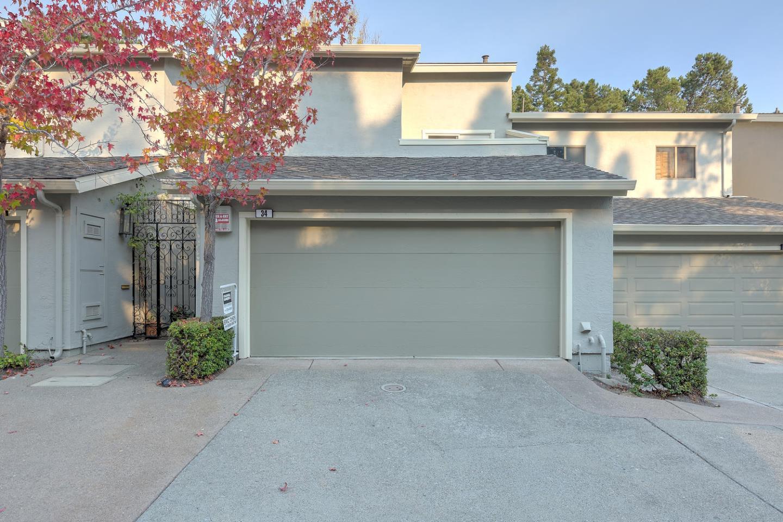 Maison accolée pour l Vente à 34 Tollridge Court 34 Tollridge Court San Mateo, Californie 94402 États-Unis