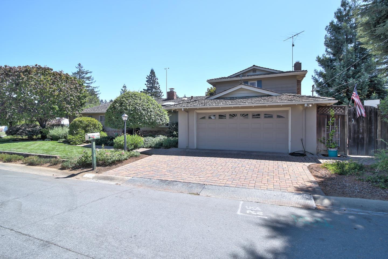 Single Family Home for Sale at 1350 Garthwick Drive 1350 Garthwick Drive Los Altos, California 94024 United States