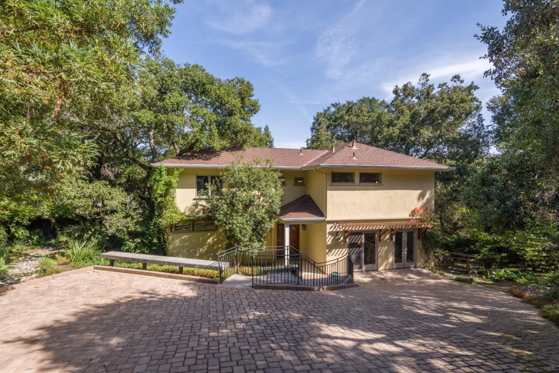 Casa Unifamiliar por un Venta en 1231 Portola Road 1231 Portola Road Woodside, California 94062 Estados Unidos