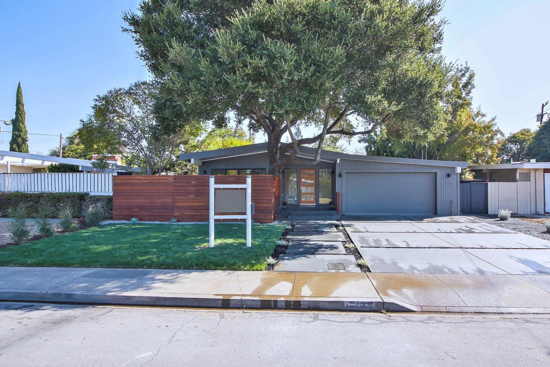 Casa Unifamiliar por un Venta en 173 Claremont Avenue 173 Claremont Avenue Santa Clara, California 95051 Estados Unidos