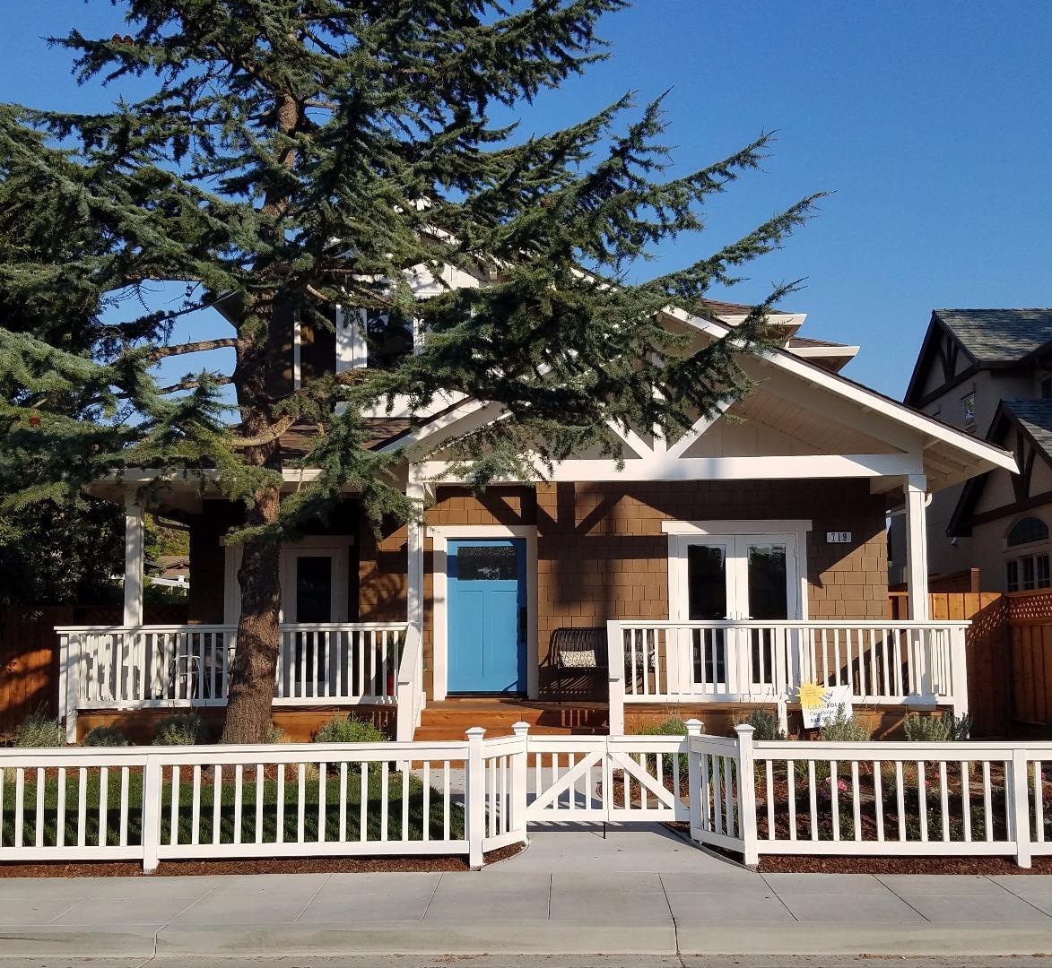 一戸建て のために 売買 アット 719 Independence Avenue 719 Independence Avenue Mountain View, カリフォルニア 94043 アメリカ合衆国