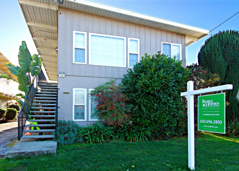 多戶家庭房屋 為 出售 在 1070 Elmer Street 1070 Elmer Street Belmont, 加利福尼亞州 94002 美國