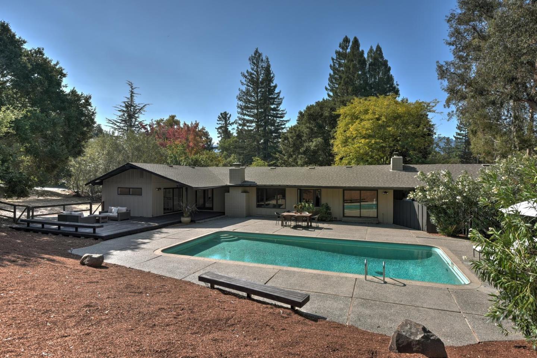 Single Family Home for Sale at 155 Cherokee Way 155 Cherokee Way Portola Valley, California 94028 United States