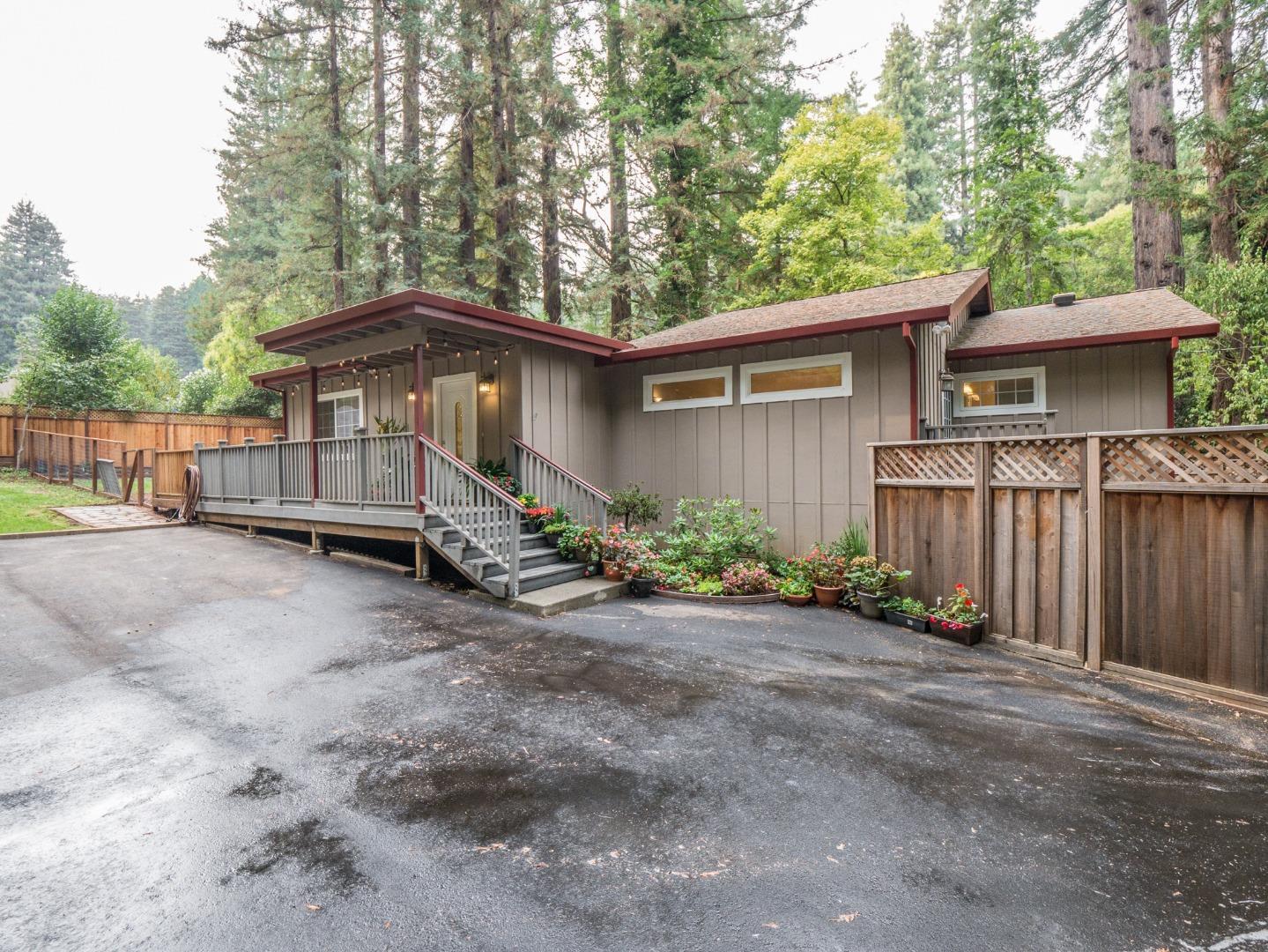 一戸建て のために 売買 アット 260 Crystal Springs Road 260 Crystal Springs Road Felton, カリフォルニア 95018 アメリカ合衆国
