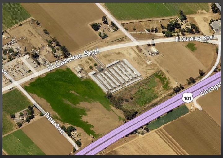 土地 のために 売買 アット 600 Pine Avenue 600 Pine Avenue Greenfield, カリフォルニア 93927 アメリカ合衆国
