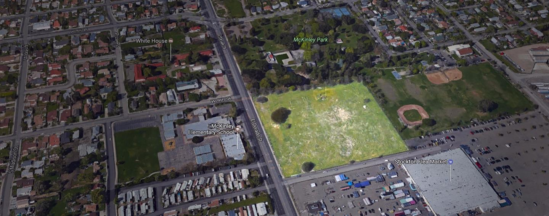 Land für Verkauf beim 2424 S El Dorado Street 2424 S El Dorado Street Stockton, Kalifornien 95204 Vereinigte Staaten