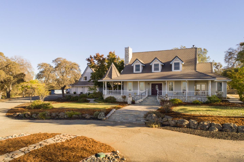 Casa Unifamiliar por un Venta en 24763 Barefoot Road 24763 Barefoot Road Grass Valley, California 95949 Estados Unidos