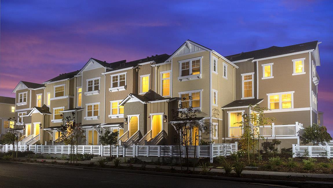 Кондоминиум для того Продажа на 821 N Rengstorff Avenue 821 N Rengstorff Avenue Mountain View, Калифорния 94043 Соединенные Штаты