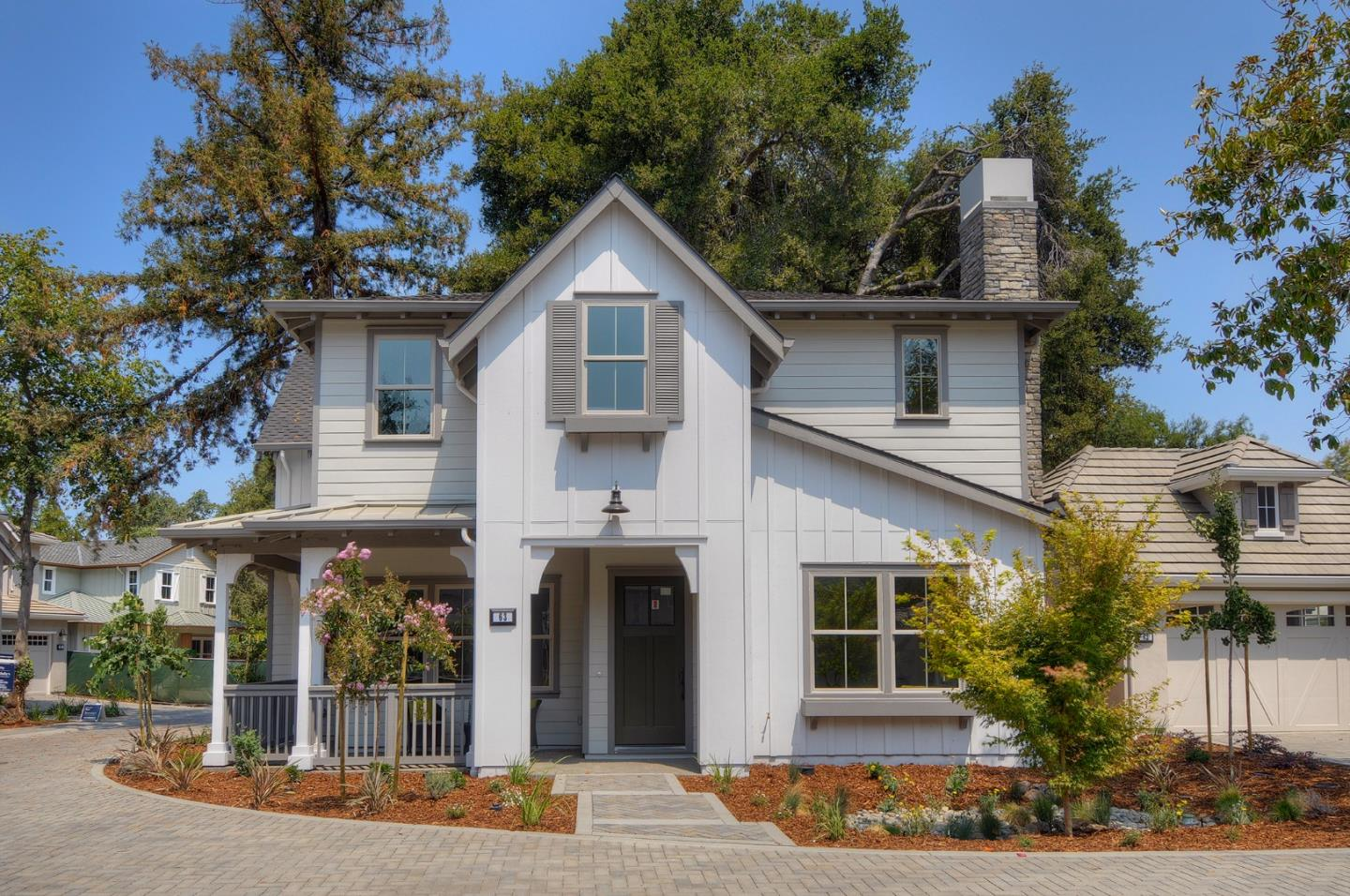 Single Family Home for Sale at 63 Liberty Hall Lane 63 Liberty Hall Lane Redwood City, California 94062 United States
