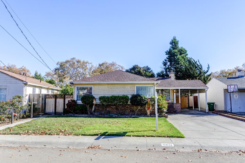 Single Family Home for Sale at 15842 Paseo Del Campo 15842 Paseo Del Campo San Lorenzo, California 94580 United States