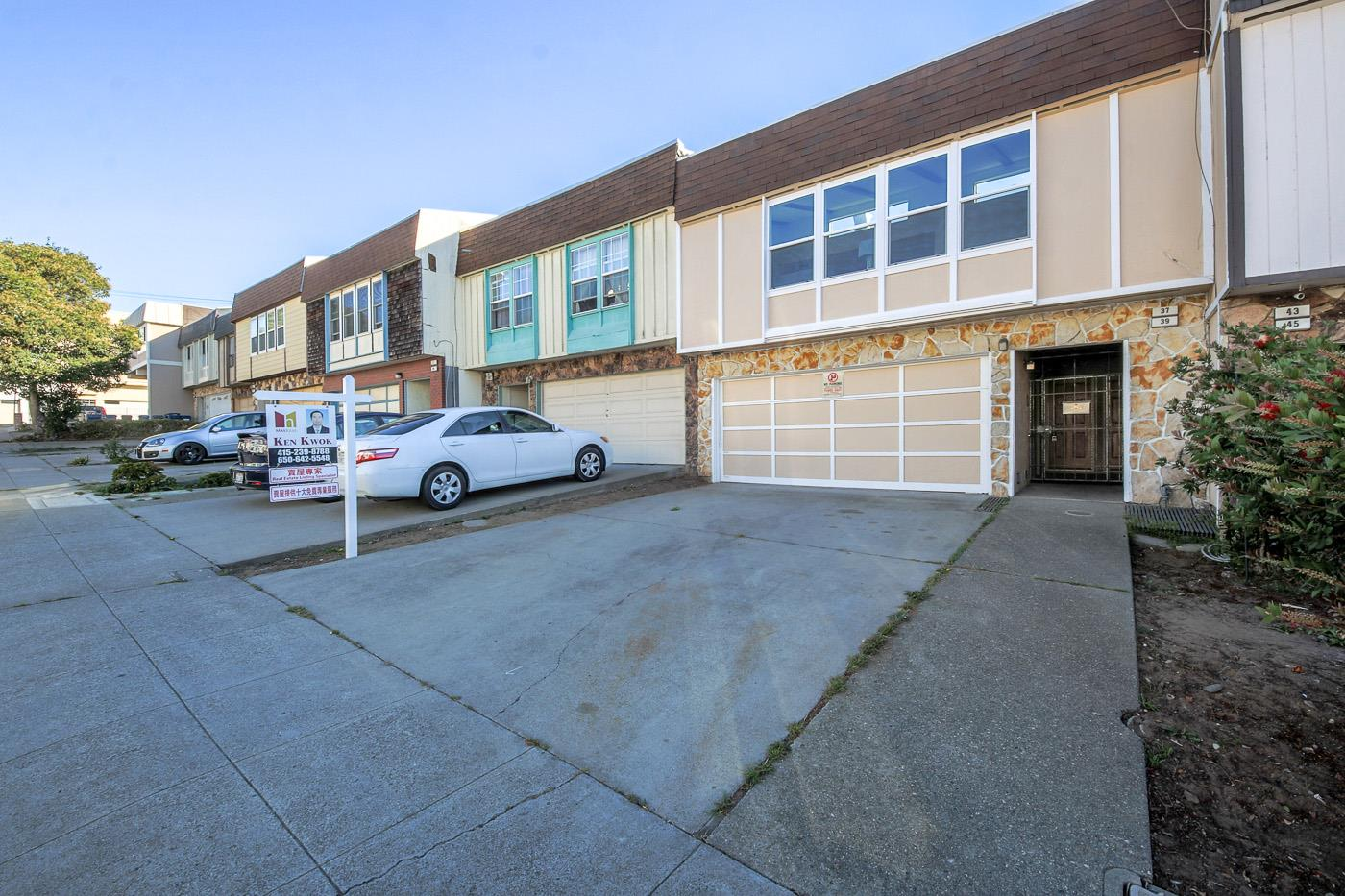 Mehrfamilienhaus für Verkauf beim 37 2nd Avenue 37 2nd Avenue Daly City, Kalifornien 94014 Vereinigte Staaten