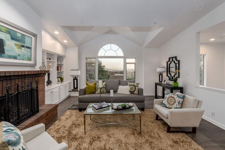 獨棟家庭住宅 為 出售 在 805 Lomita Avenue 805 Lomita Avenue Millbrae, 加利福尼亞州 94030 美國