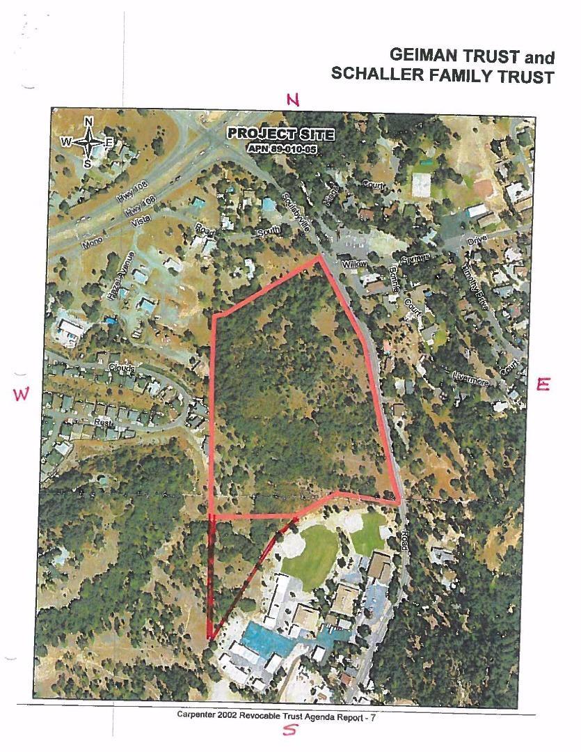 أراضي للـ Sale في 20224 Soulsbyville Road 20224 Soulsbyville Road Soulsbyville, California 95372 United States