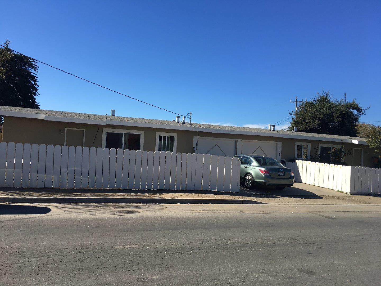 Многосемейный дом для того Продажа на 10900 Haight Street 10900 Haight Street Castroville, Калифорния 95012 Соединенные Штаты