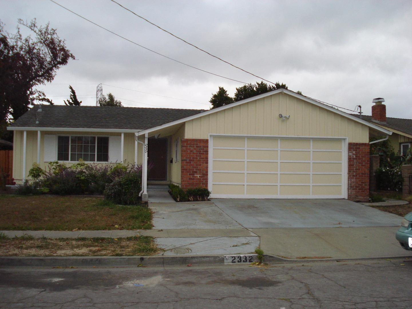 Single Family Home for Rent at 2332 Tallahassee 2332 Tallahassee Hayward, California 94545 United States