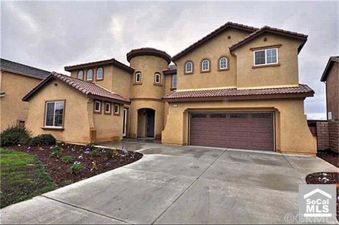 Casa Unifamiliar por un Venta en 12787 Azalea Street 12787 Azalea Street Moreno Valley, California 92555 Estados Unidos