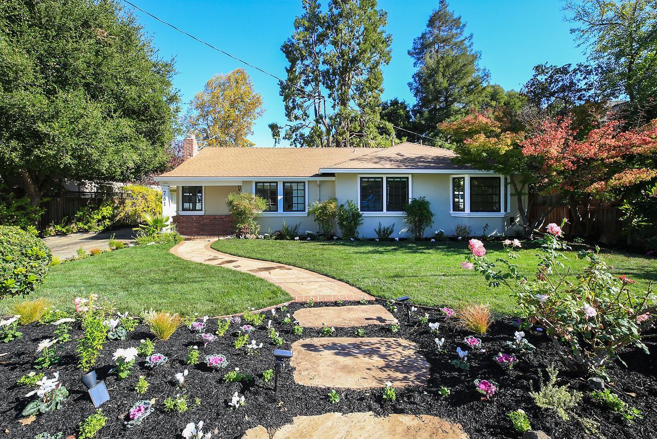 Single Family Home for Sale at 781 Parma Way 781 Parma Way Los Altos, California 94024 United States