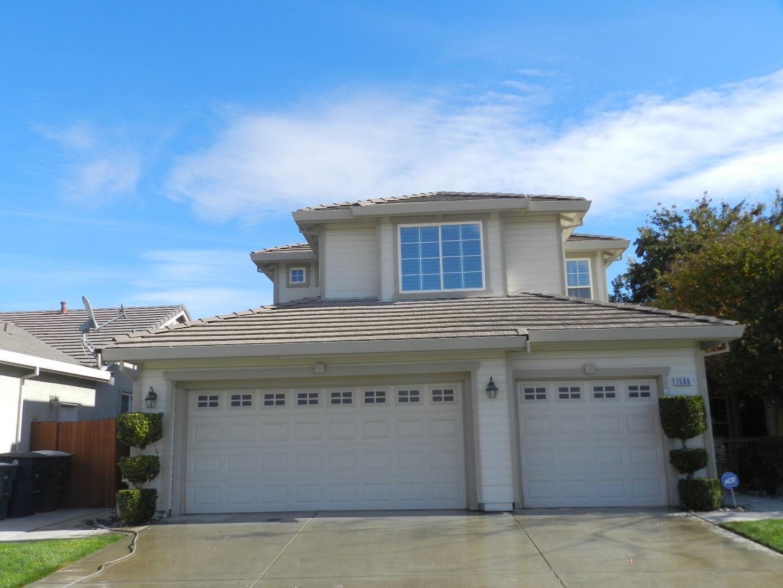 واحد منزل الأسرة للـ Sale في 1586 Arrigotti Lane 1586 Arrigotti Lane Tracy, California 95377 United States
