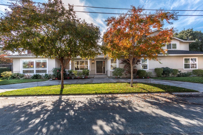 Single Family Home for Sale at 1280 Juanita Way 1280 Juanita Way Campbell, California 95008 United States