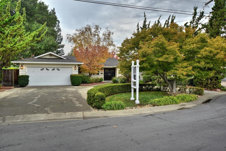 Single Family Home for Sale at 351 Lunada Court 351 Lunada Court Los Altos, California 94022 United States