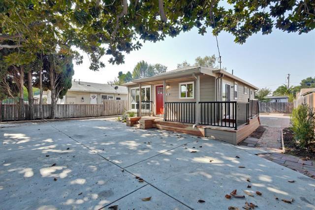 Частный односемейный дом для того Аренда на 2163 Ralmar Avenue 2163 Ralmar Avenue East Palo Alto, Калифорния 94303 Соединенные Штаты