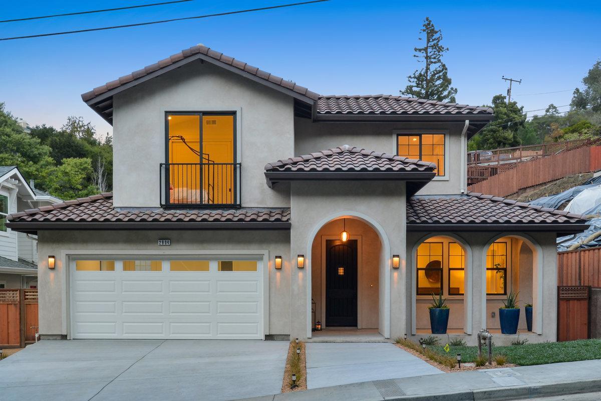 Maison unifamiliale pour l Vente à 2904 San Juan Boulevard 2904 San Juan Boulevard Belmont, Californie 94002 États-Unis